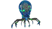 Infected Crabsquid