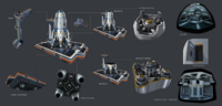 Rocket Stages Concept