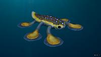 Hoverfishmodel