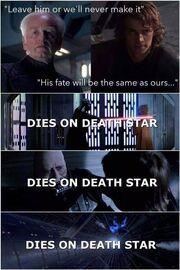 Star wars joke
