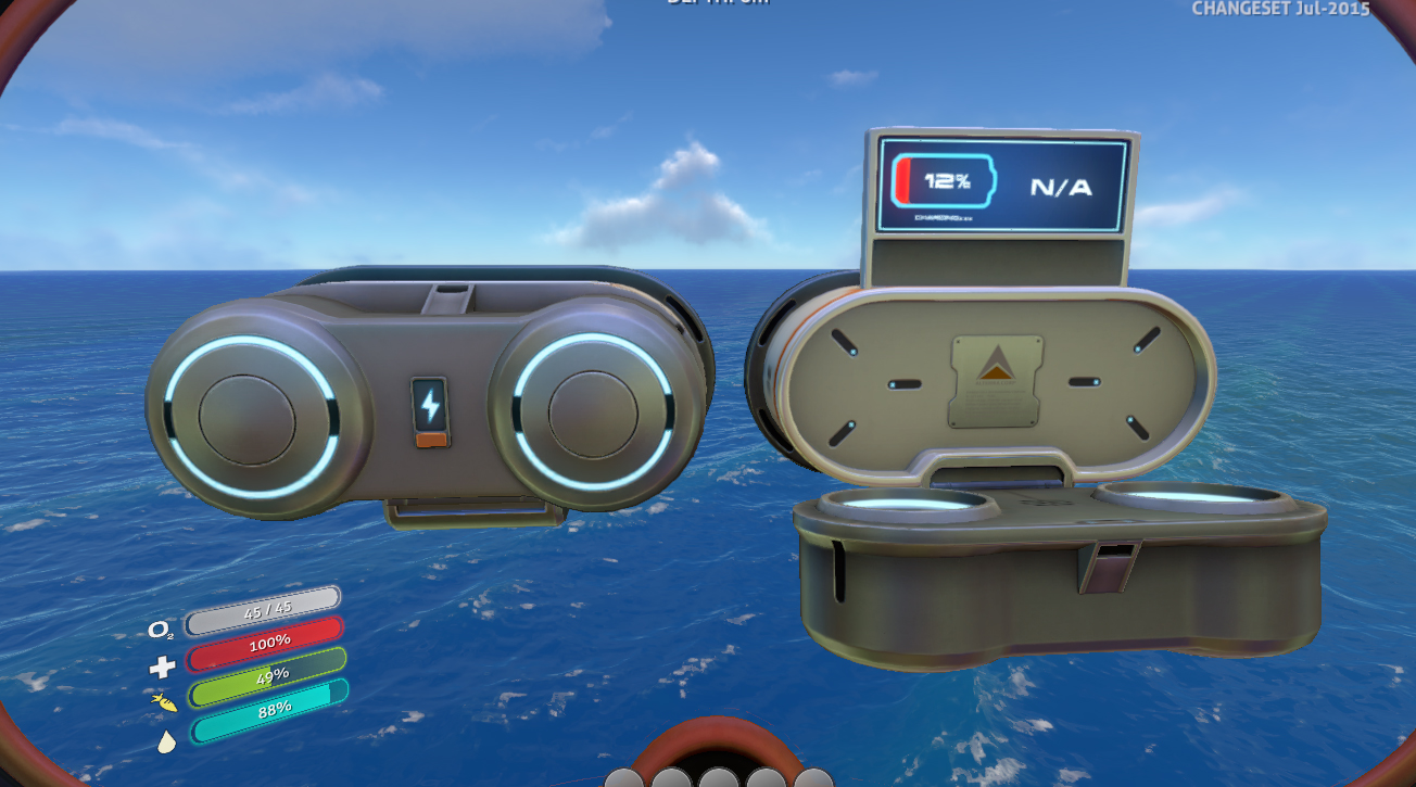 power cell charger subnautica wiki fandom powered by wikia