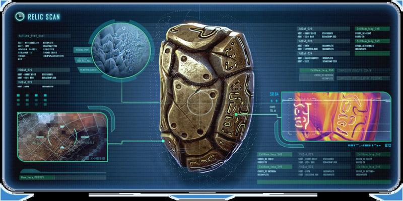 Precursor Prison Artifact 12 PDA