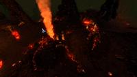 ILZ Chamber Lava Domes