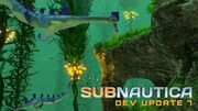 Subnautica Dev Update 7 (Dec 2014)
