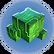 Cube ionique