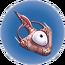 Gepökelter Spatenfisch