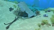 Safe Shallows Small Wreck 6
