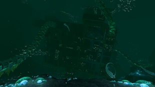 Disease Research Facility Subnautica Wiki Fandom Powered By Wikia