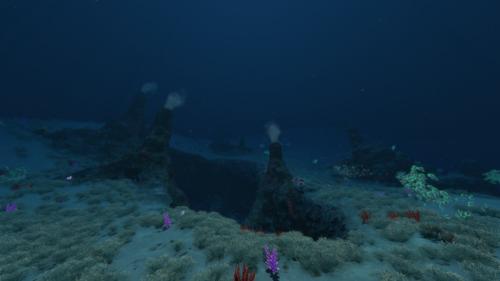 Subnautica Interactive Map Dunes