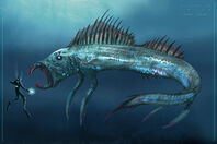 Large Deep Sea Creatures 05B