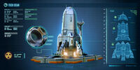 Fox3d-entertainment-rocketship
