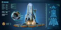 Fox3d-entertainment-rocketship