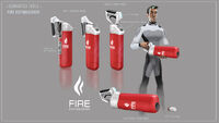 Concept-Art Tools FireExtinguisher LowRes