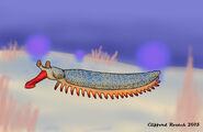 Kooshworm by Clawedfrog