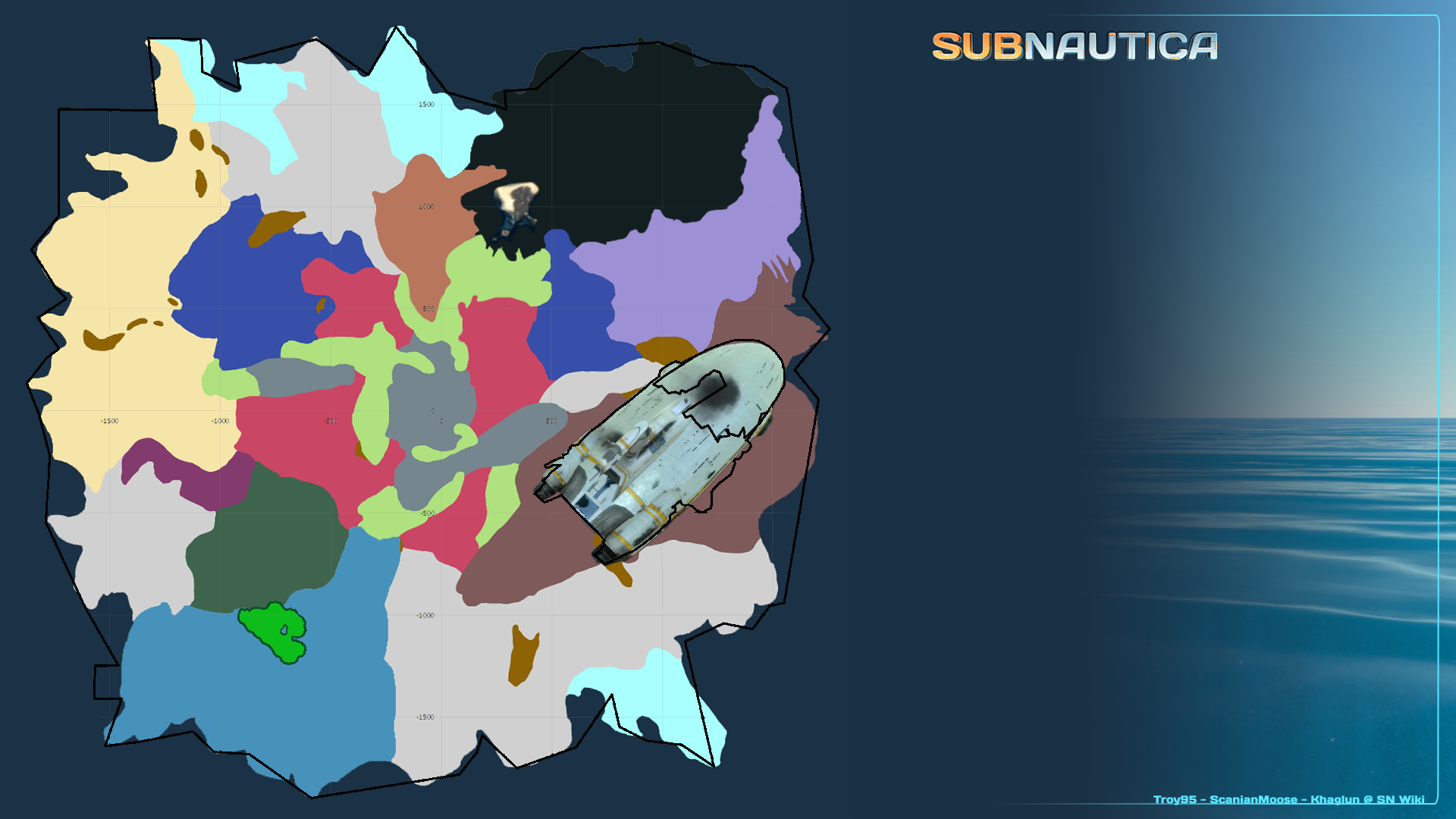 Image biome map 3g subnautica wiki fandom powered by wikia biome map 3g gumiabroncs Gallery