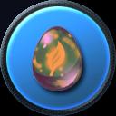 Mushroom Forest Egg