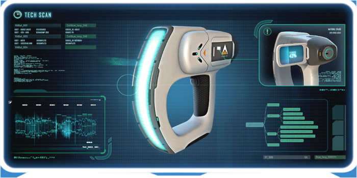 Сканер КПК