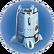 Neptun-Reservetank