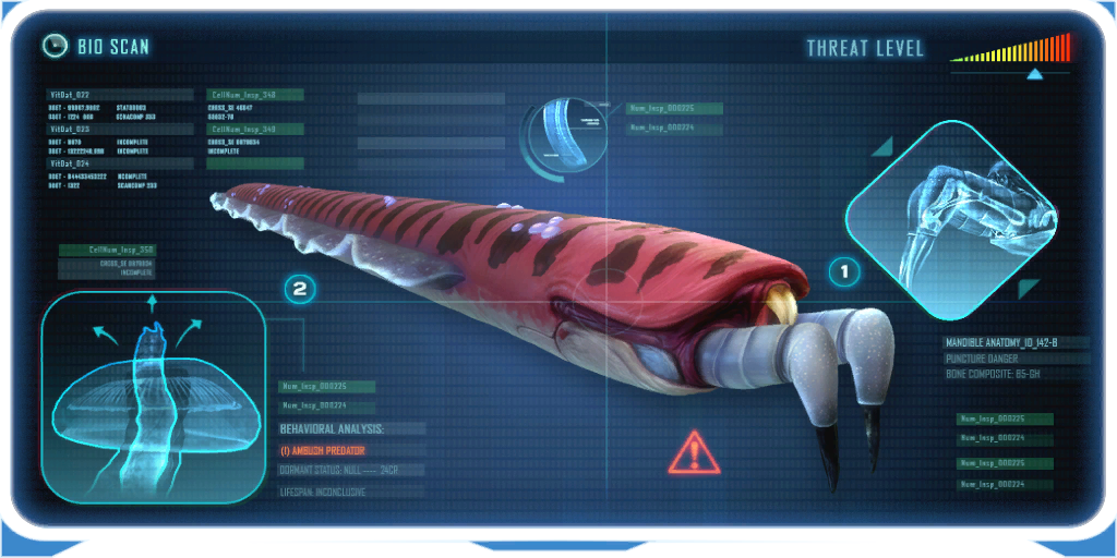 Image - Crabsnake-0.png | Subnautica Wiki | FANDOM powered by Wikia
