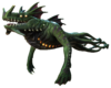 Sea Dragon Leviathan Fauna