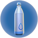 Gefiltertes Wasser