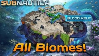 ALL BIOMES in Subnautica 1.0 Full release