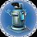 Appareil de filtrage de l'eau