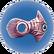 Holefish asséché