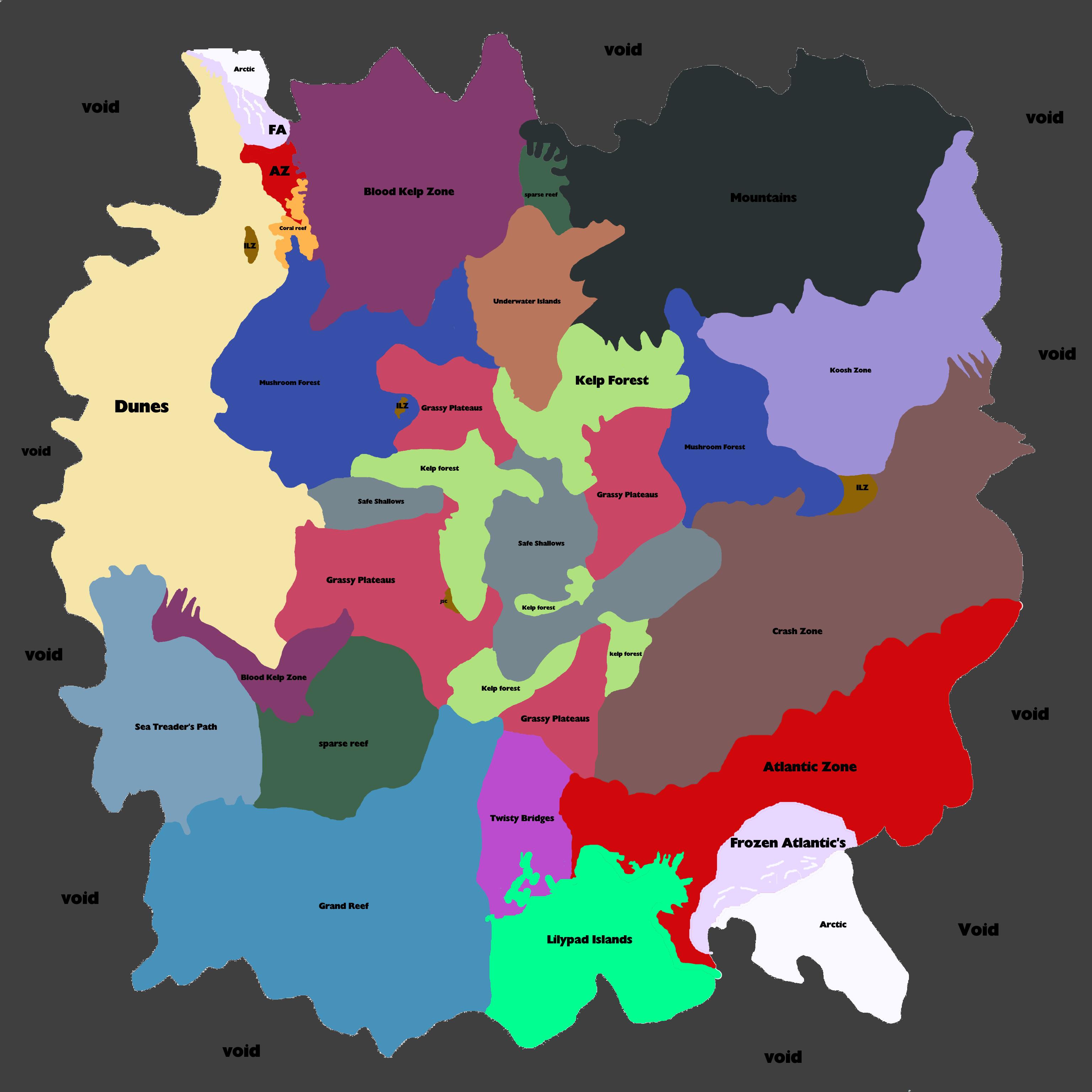 image 10 8 2016 biome maps 02 png subnautica wiki fandom