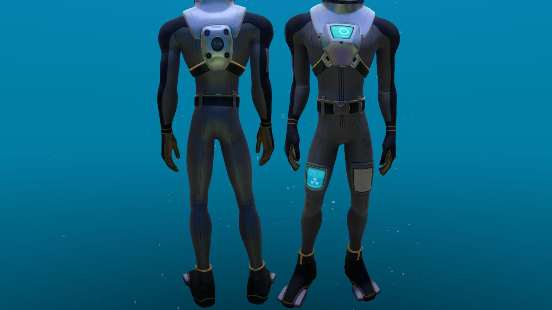 Radiation Suit Subnautica Wiki Fandom Powered By Wikia Wiring Kit