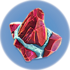 Aluminum Oxide Crystal