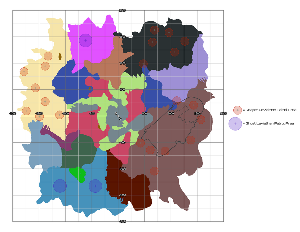 Image - Leviathan Map With Grid.png | Subnautica Wiki | FANDOM ...