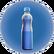 Desinfiziertes Wasser
