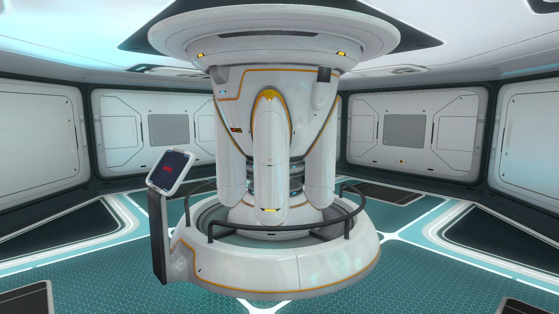 Nuclear reactor subnautica wiki fandom powered by wikia malvernweather Image collections