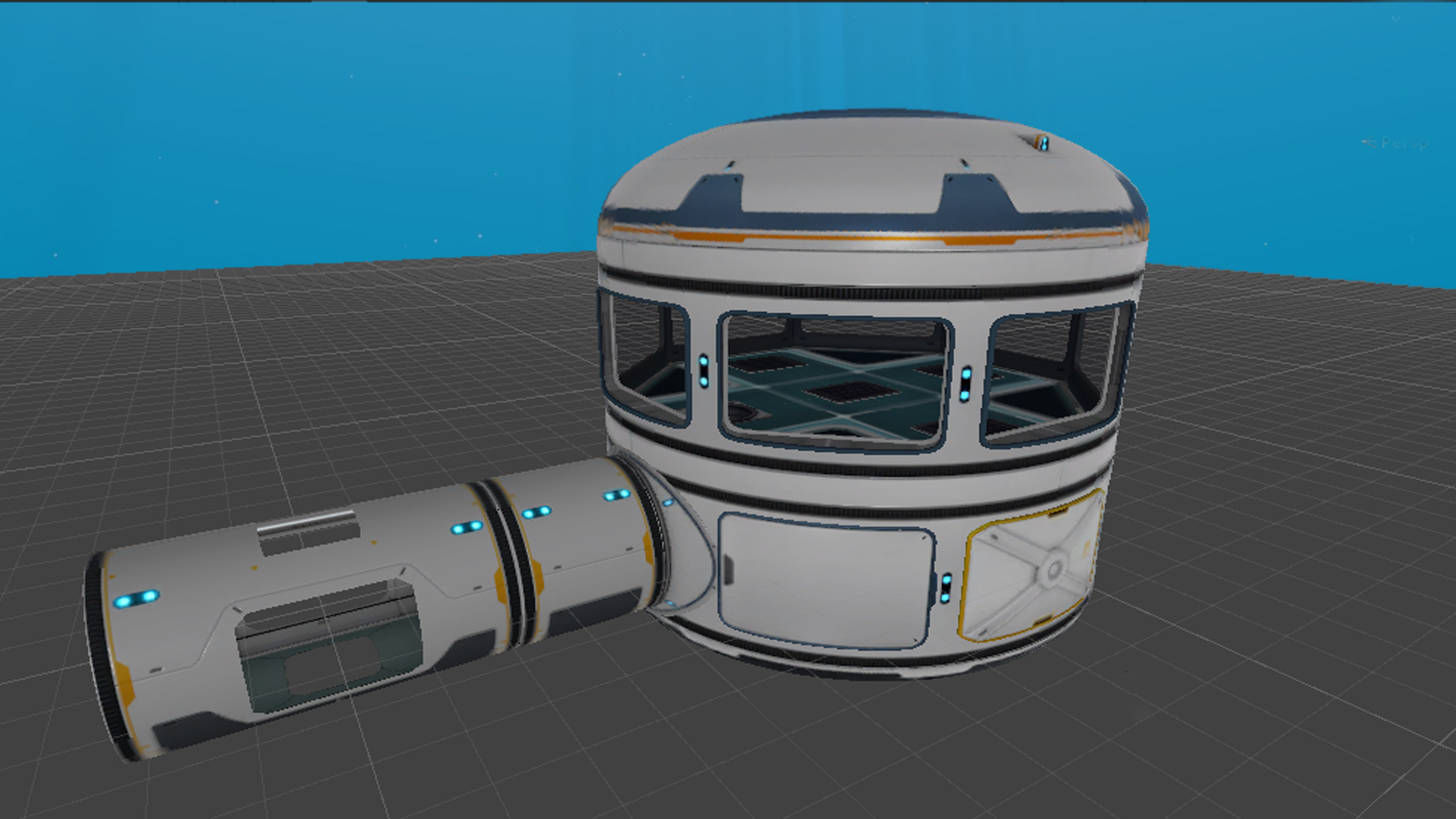 Multipurpose room subnautica wiki fandom powered by wikia generic base room malvernweather Image collections