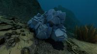 Large Salt Deposit