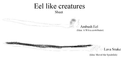 Eelsheet