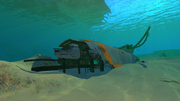 Crash Zone Small Wreck 2