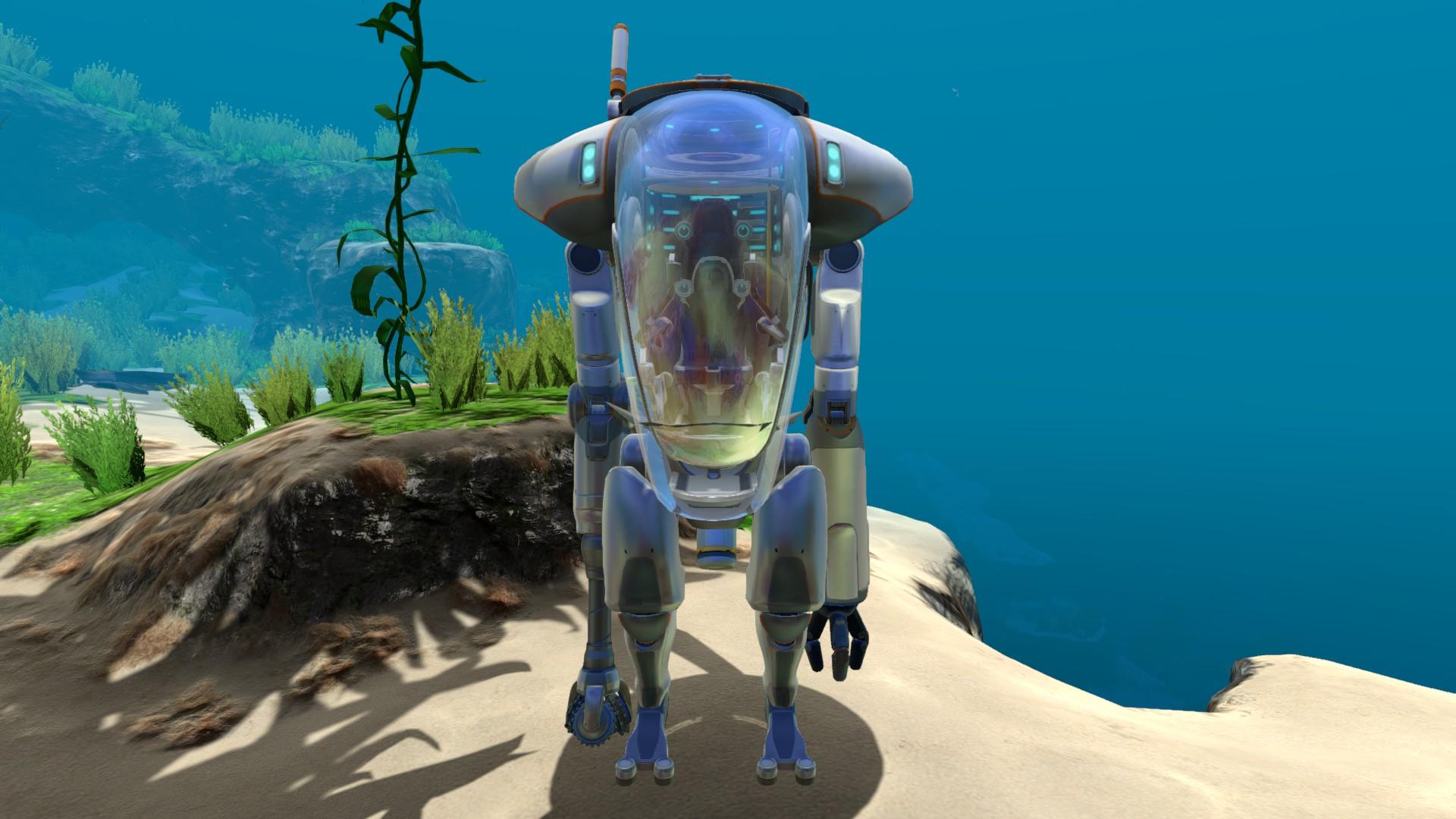 Image exosuit 1g subnautica wiki fandom powered by wikia exosuit 1g malvernweather Images