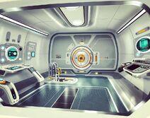 Cyclops Main Control Room