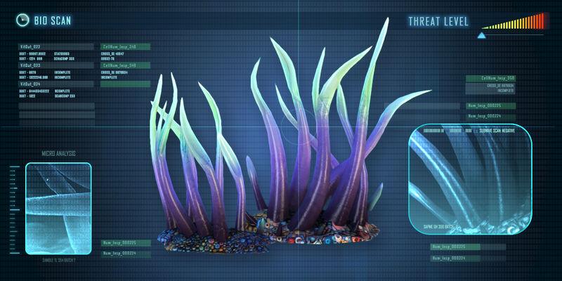 Slanted Tentacles