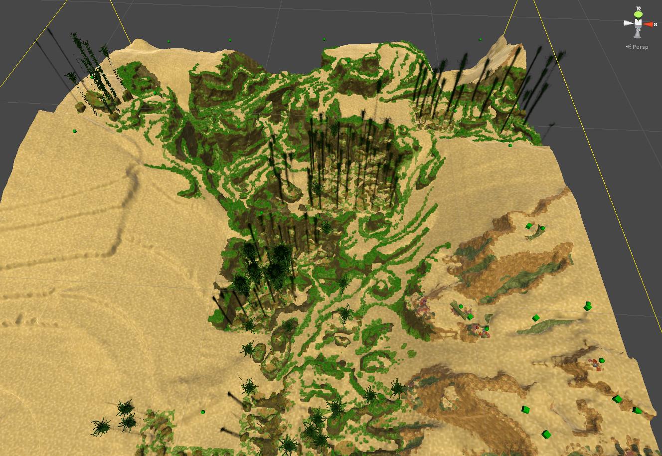 Image - Northwest Kelp Forest Model Overview.jpg | Subnautica Wiki ...