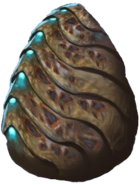 Sea Emperor Egg Icon