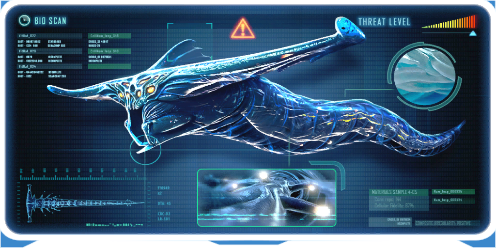 Summary -> Ghost Leviathan Subnautica Wiki Fandom Powered By Wikia