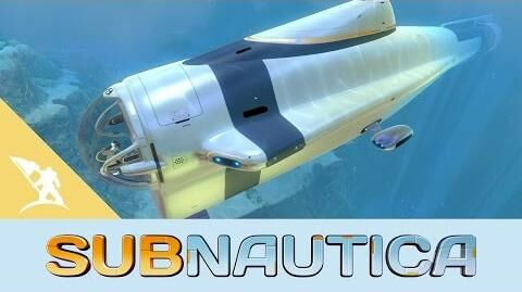 Subnautica Cyclops Submarine Introduction