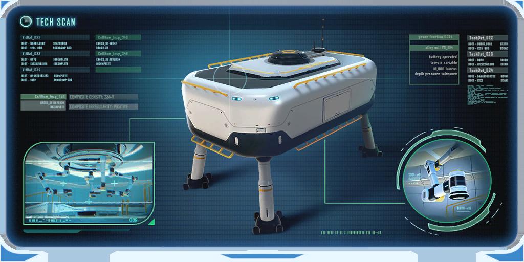 Moonpool | Subnautica Wiki | FANDOM powered by Wikia