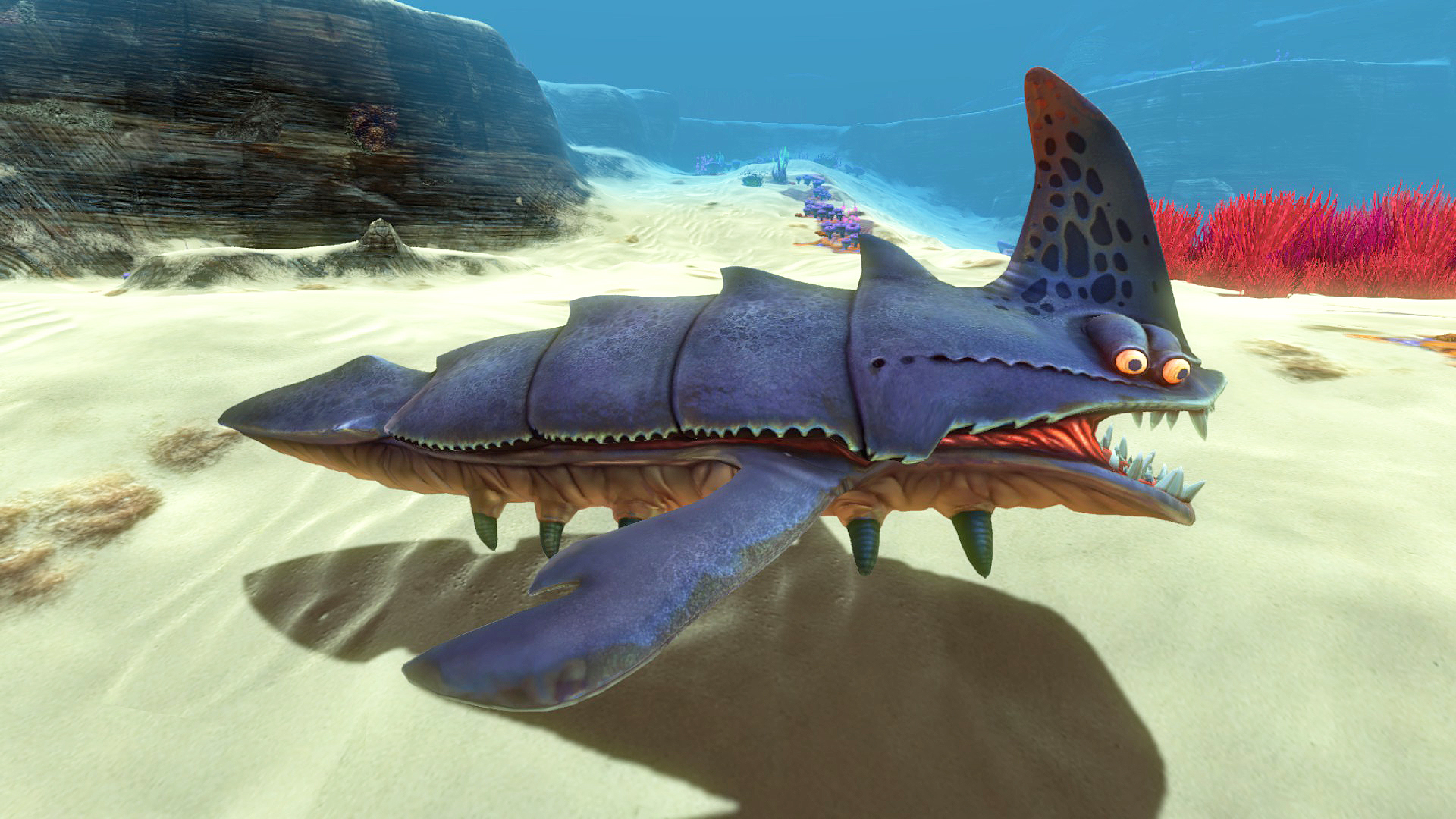 Image sand shark 2g subnautica wiki fandom powered by wikia sand shark 2g publicscrutiny Image collections