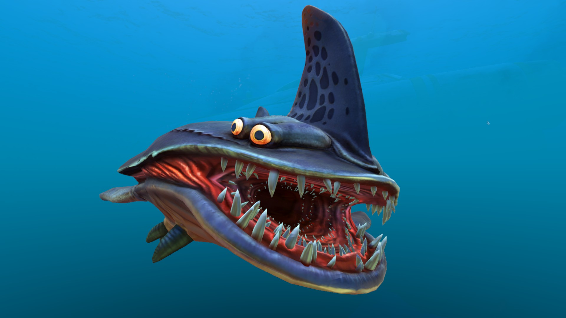 Image sand shark 1g subnautica wiki fandom powered by wikia sand shark 1g publicscrutiny Image collections