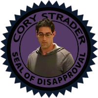 CoryStraderSealOfDisapproval