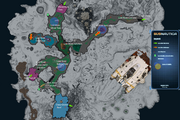 Lost River Map